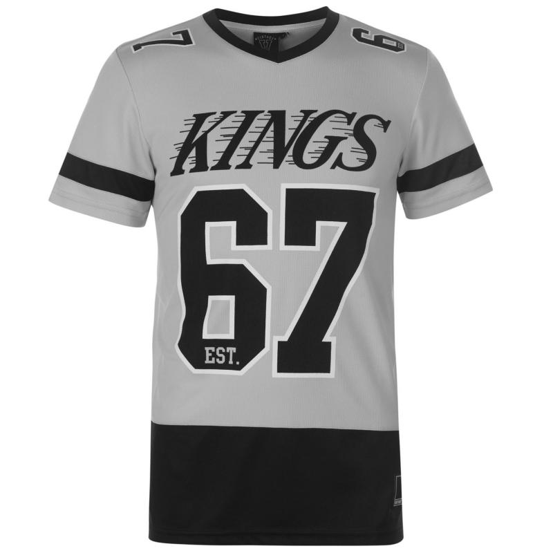 Tričko NHL Mesh Jersey Mens LA Kings