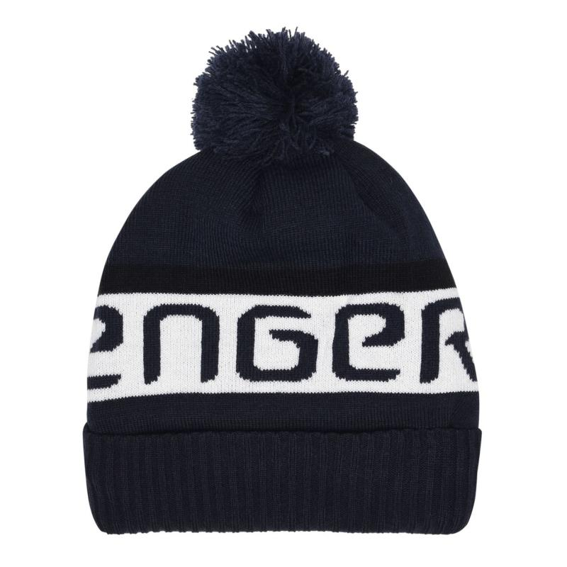 Slazenger Golf Bobble Hat Mens Navy