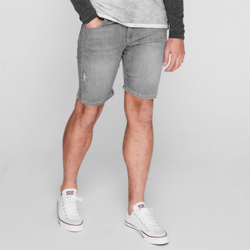 Chillaz Moab Shorts Mens Grey