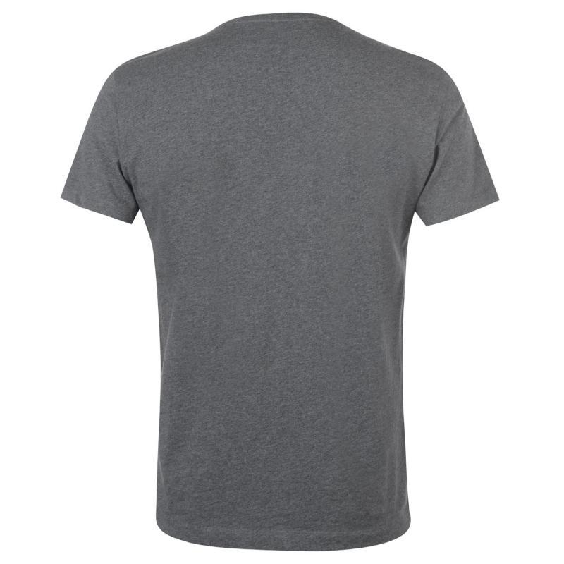 Tričko Hackett Mr Classic T Shirt Dk Grey Marl