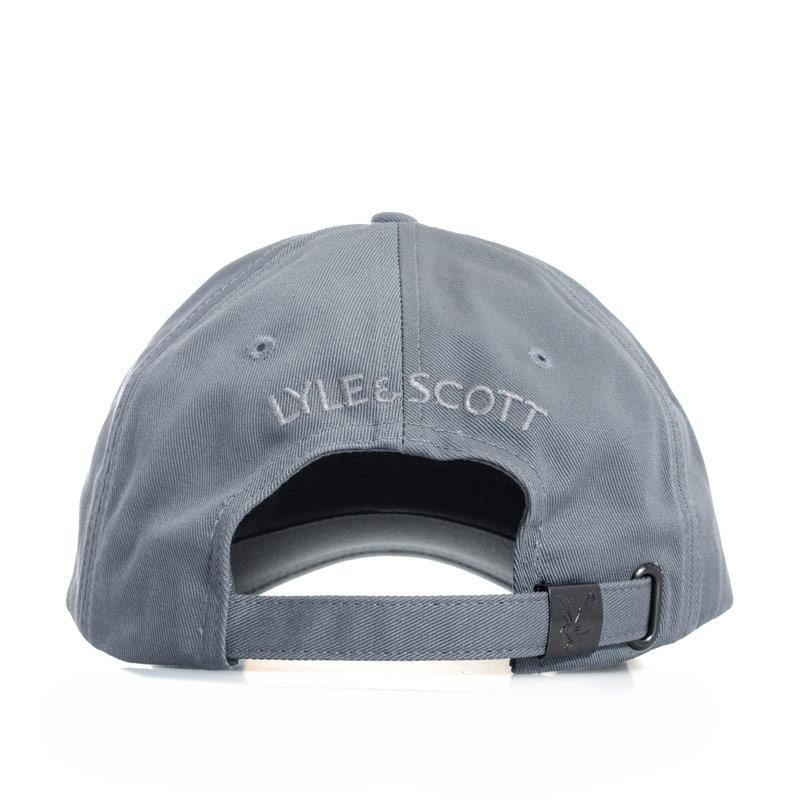 Lyle And Scott Mens Baseball Cap Grey