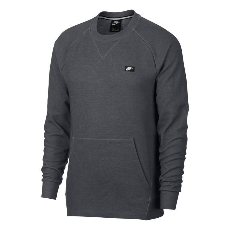 Mikina Nike Optic Sweatshirt Mens Grey
