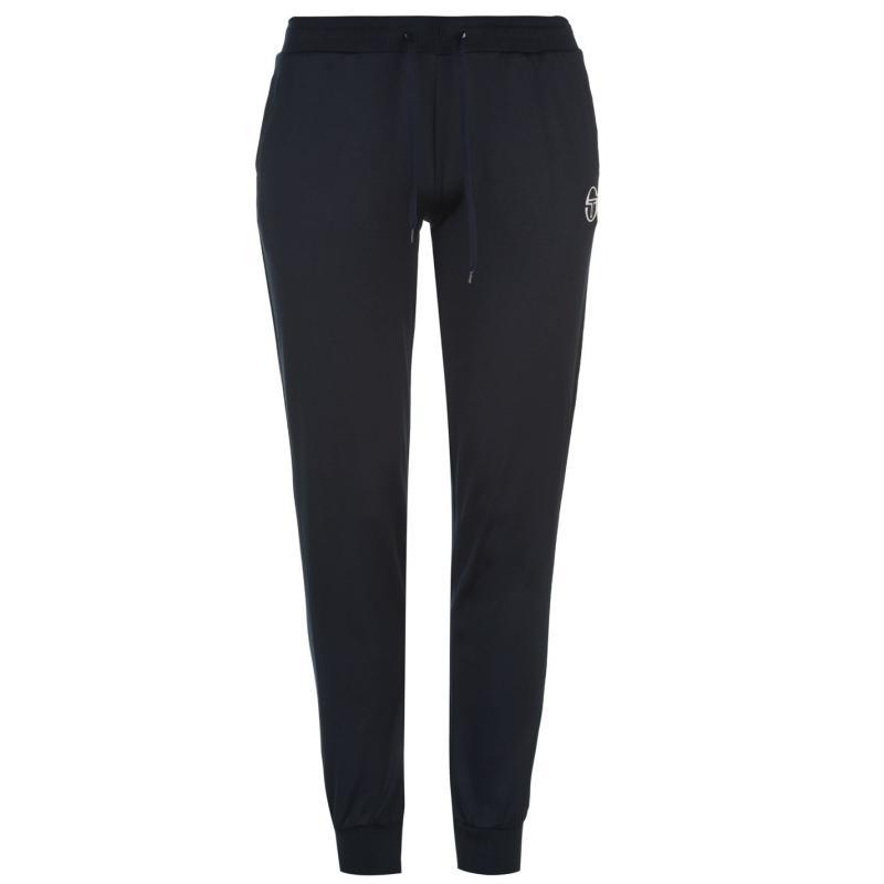 Sportovní kalhoty Sergio Tacchini Ella Jogging Pants Ladies Navy