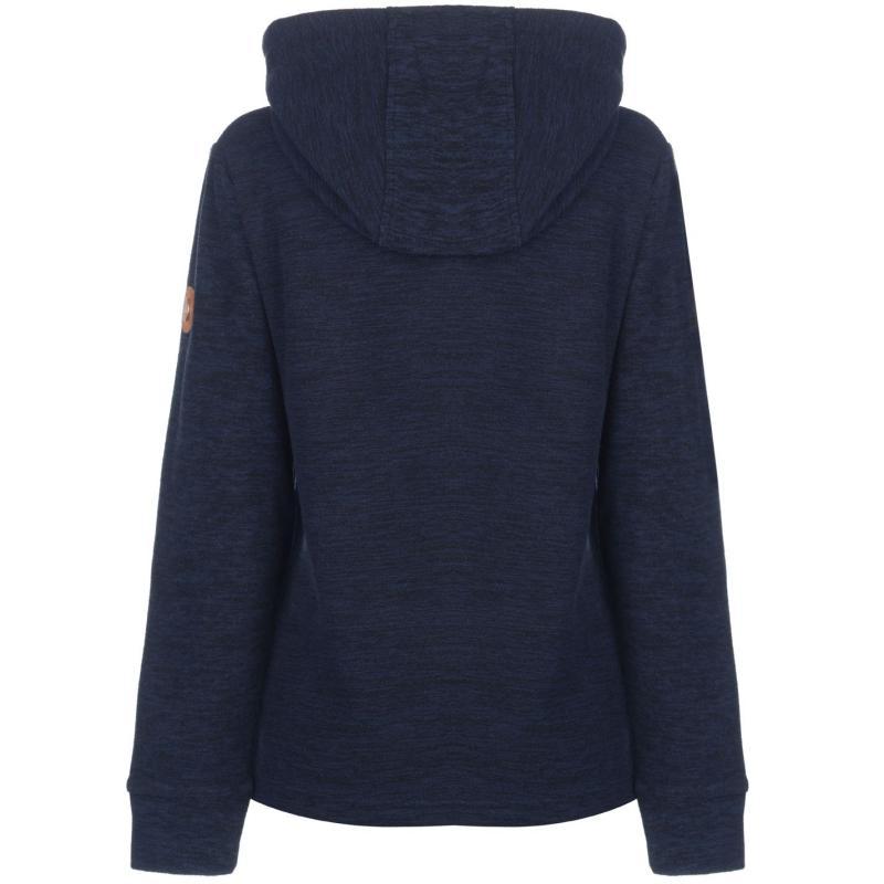 Mikina Gelert OTH Hooded Fleece Ladies Navy
