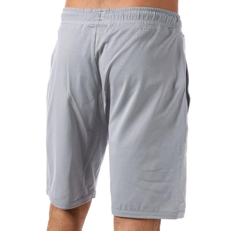 Gym King Mens Jersey Shorts Grey