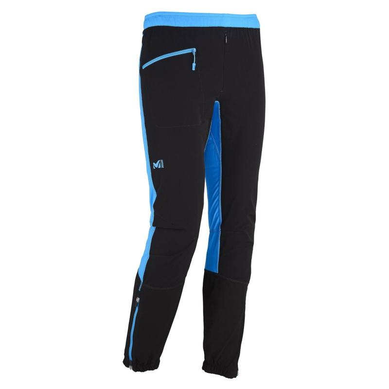 Millet Pierra Trousers Mens Black/Blue