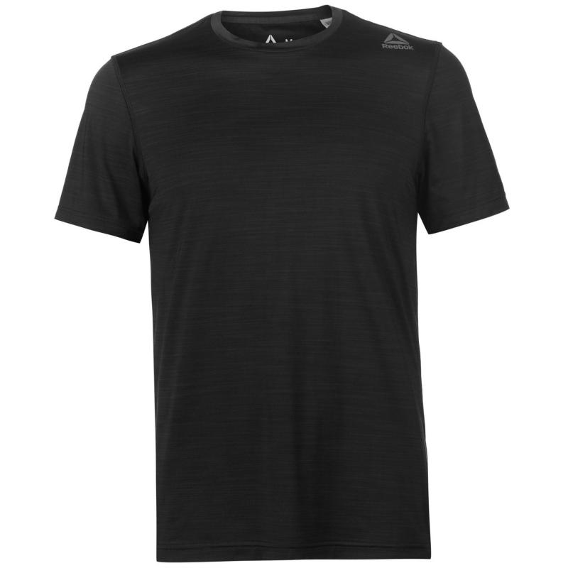 Tričko Reebok Active Chill T Shirt Mens Black