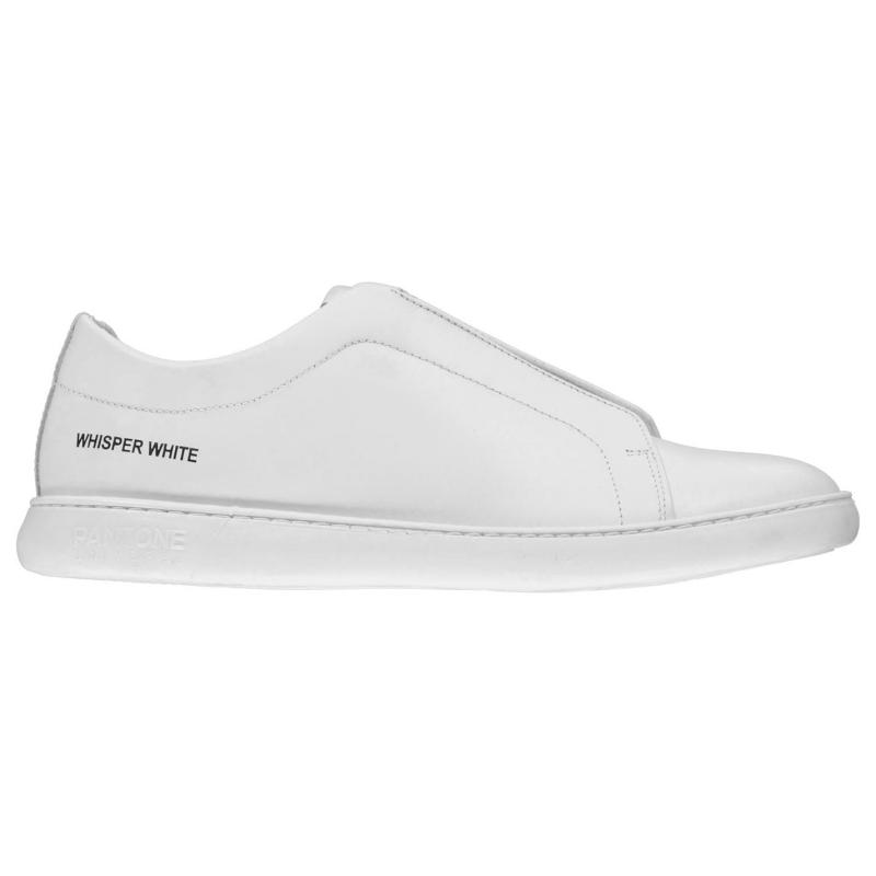 Pantone USA Pin Trainers Bright White