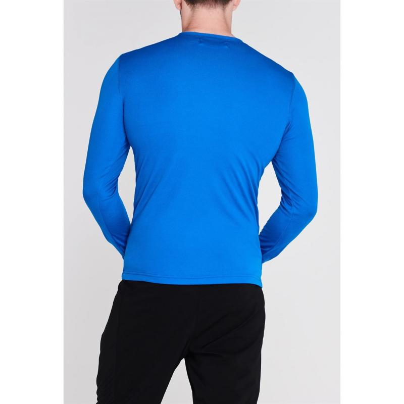 Campri Thermal Baselayer Top Mens Blue