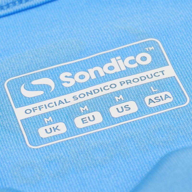 Sondico Base Core Long Sleeve Base Layer Mens Sky Blue