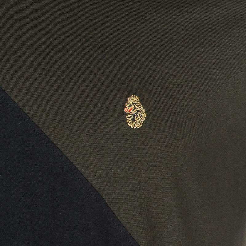Tričko Luke Sport Albert T Shirt Olive