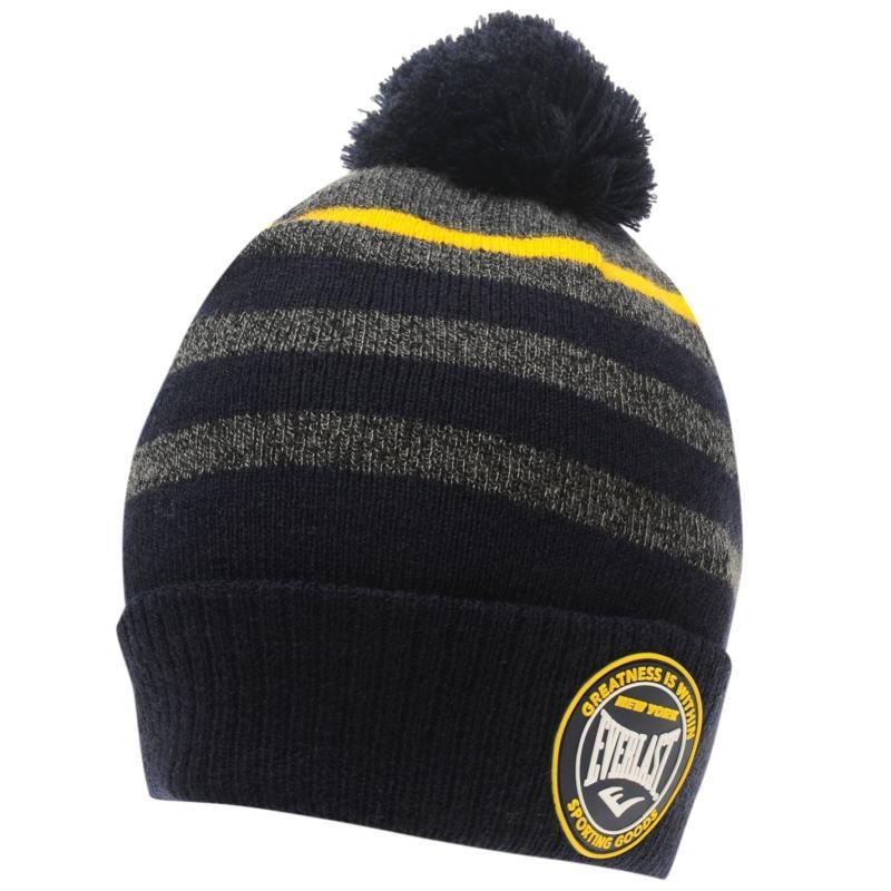 Everlast Champion Hat Mens Grey/Yellow