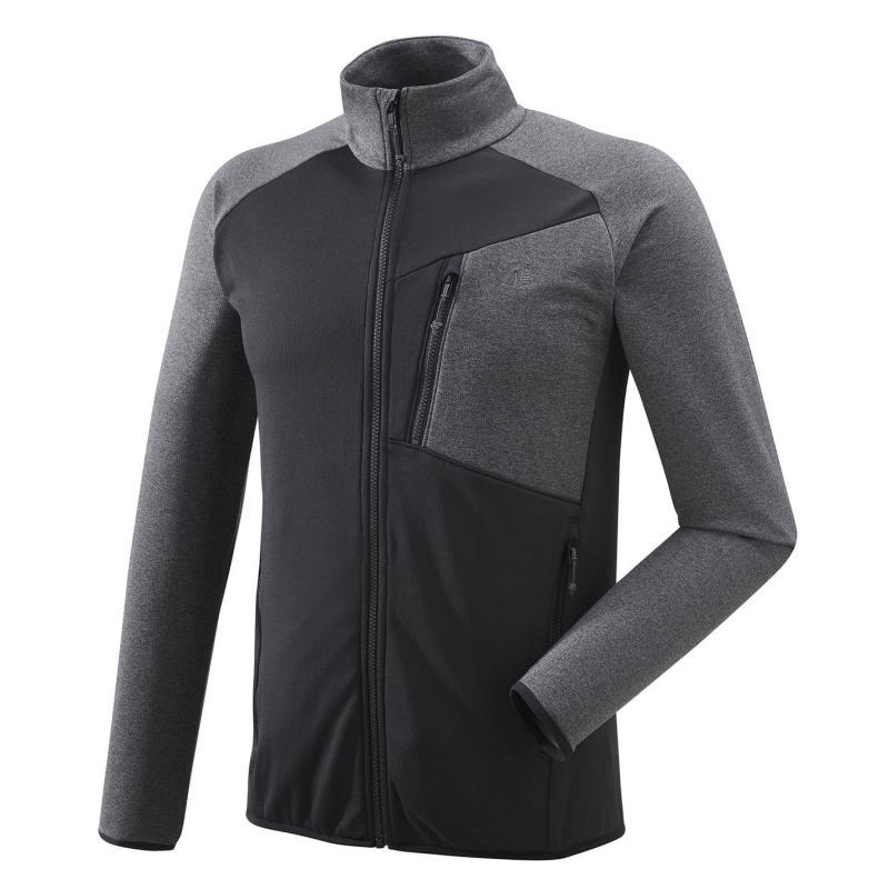 Mikina Millet Seneca Tecno Fleece Jacket Mens Navy