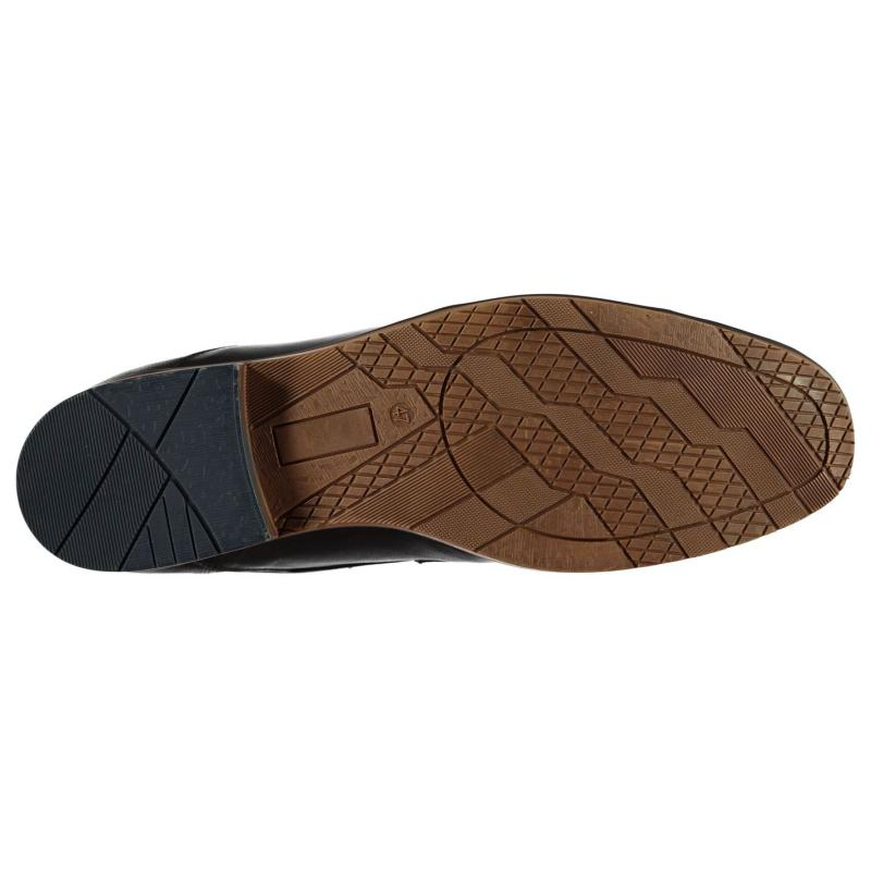 Pod Hann Mens Shoes Black