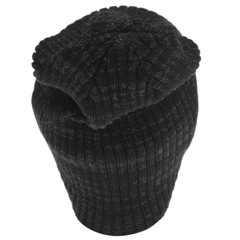 SoulCal Slouch Hat Mens Black