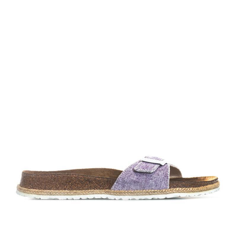 Boty Papillio Womens Madrid Sandals Narrow Width Purple