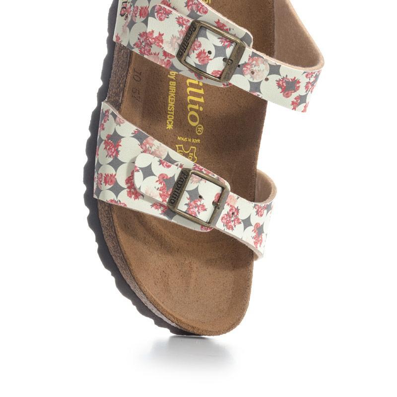 Boty Papillio Womens Sydney Sandals Narrow Width Beige