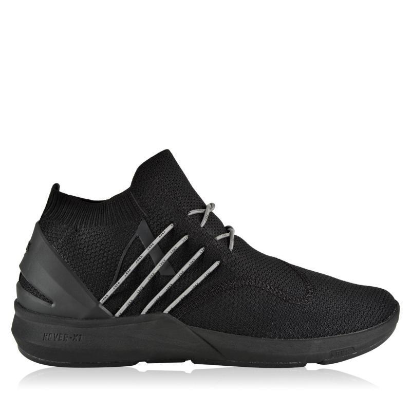 Arkk Copenhagen Sock Trainers Black