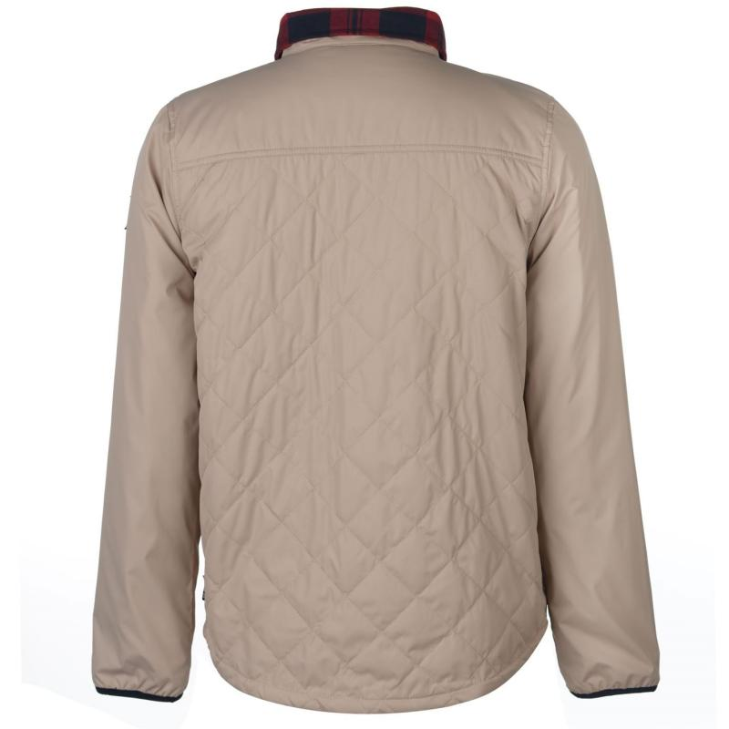 DC Network Reversible Jacket Mens Red/Black