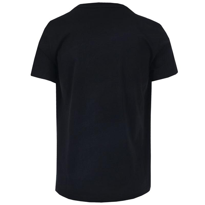 Tričko Emporio Armani EA7 Infant Boys Core ID SS T-Shirt Black
