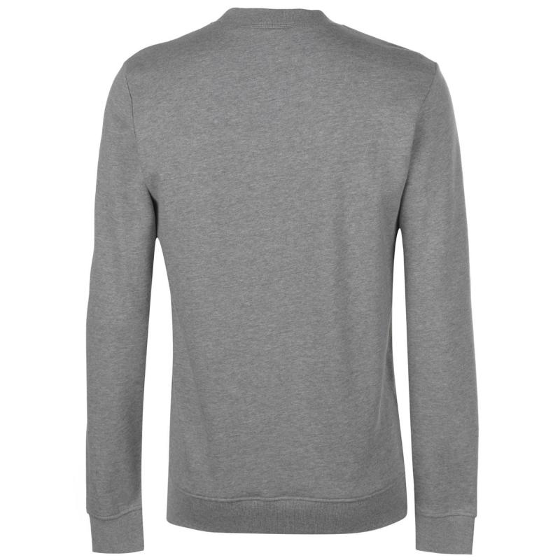Mikina Jack and Jones Originals Nevada Crew Sweater Total Eclipse