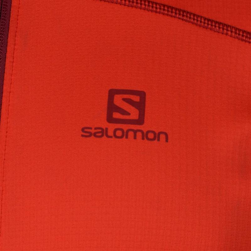 Mikina Salomon Discovery Fleece Jacket Mens Hawaiian/Sky