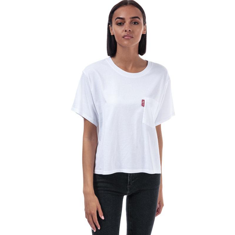 Levis Womens J.V. T-Shirt Multi colour