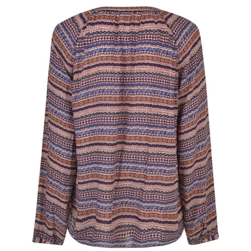 Košile Marc O Polo Printed Blouse Combo