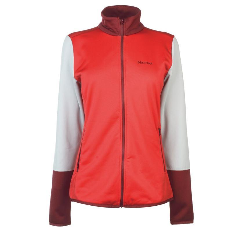 Marmot Thirona Full Zip Jacket Ladies Green