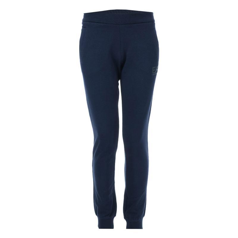 Kalhoty Emporio Armani EA7 Junior Boys Core ID Jog Pants Navy