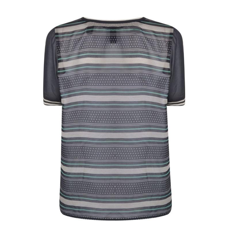 Košile Maison Scotch Print Top Combo S