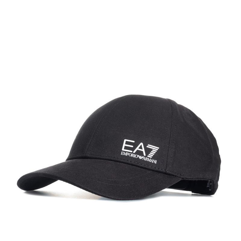 Emporio Armani EA7 Train Core Baseball Cap Black