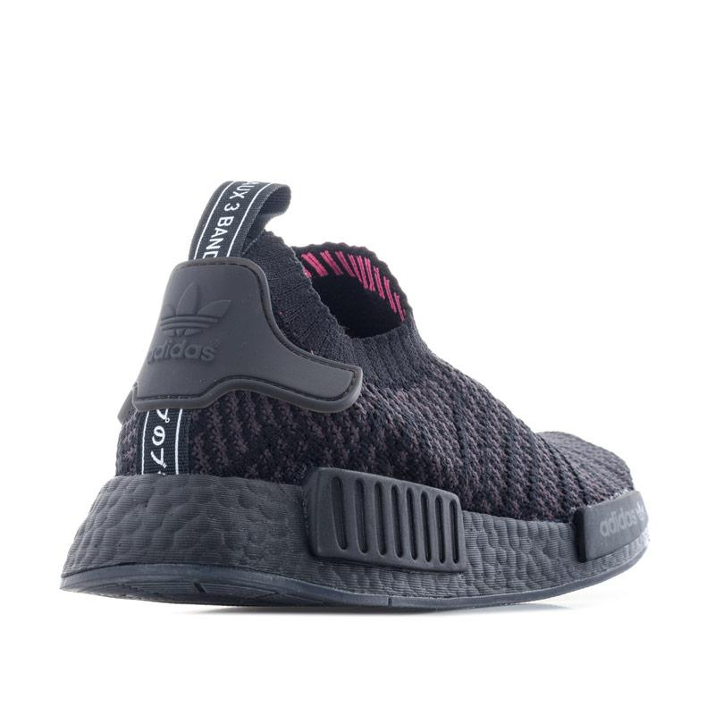 Adidas Originals Mens NMD_R1 STLT PK Trainers Black