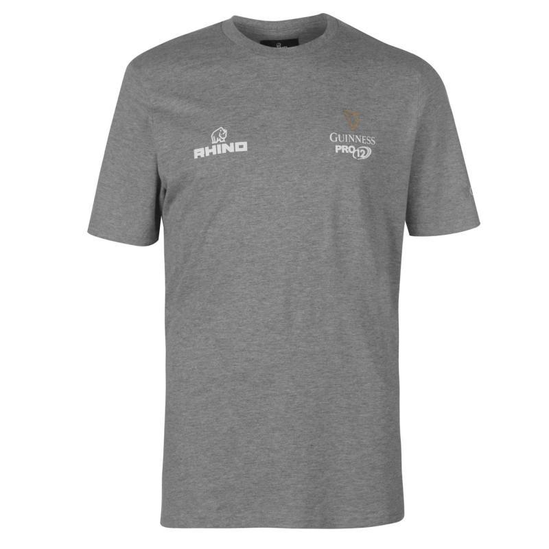 Tričko Guinness T Shirt Mens Grey
