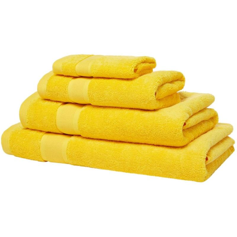 Linea Linea Certified Egyptian Cotton Towel Sunshine