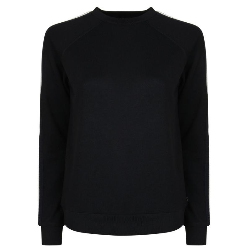 Mikina Maison Scotch Sweatshirt Black 08