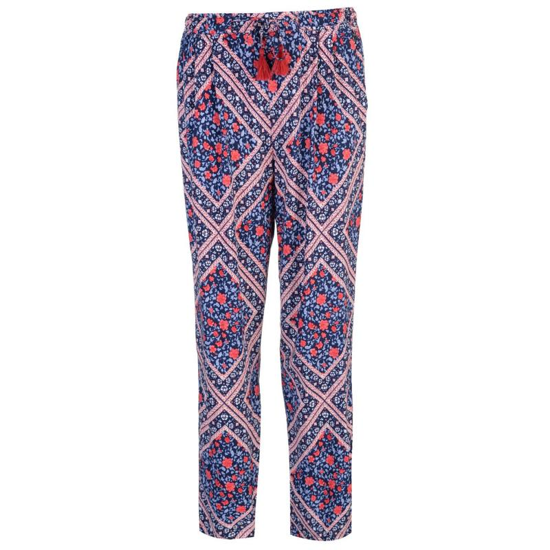 Kalhoty Pepe Jeans Printed Trousers Multi