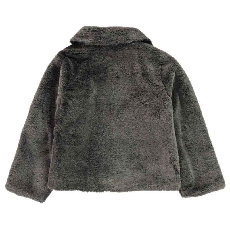 Character Fur Coat Infant Girls Frozen
