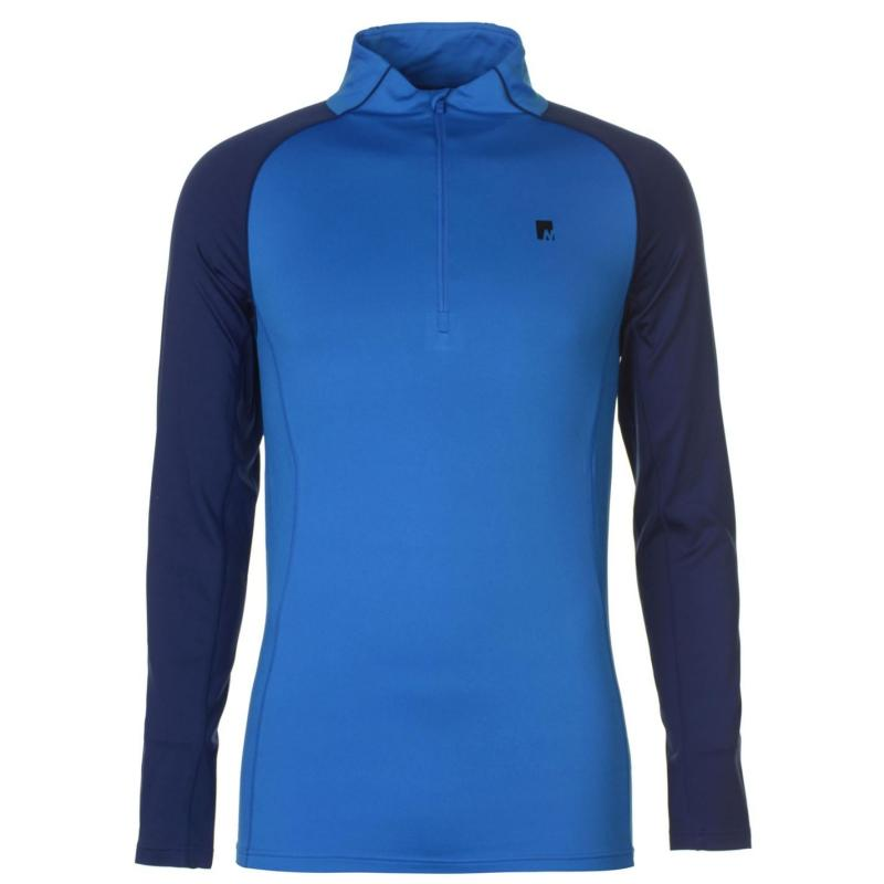 Nevica Vail Zip Top Mens Blue/Navy