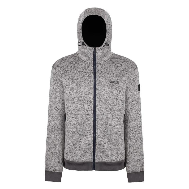 Mikina Regatta Wynton Fleece Jacket Mens Dust
