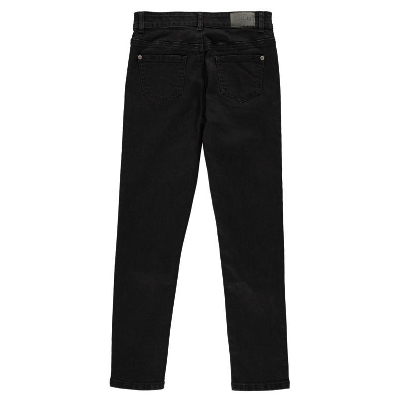 Firetrap Skinny Jeans Infant Girls Mid Wash
