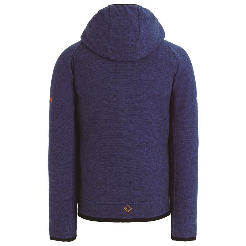 Regatta Totten Zip Hoody Junior Girls Oxford Blue