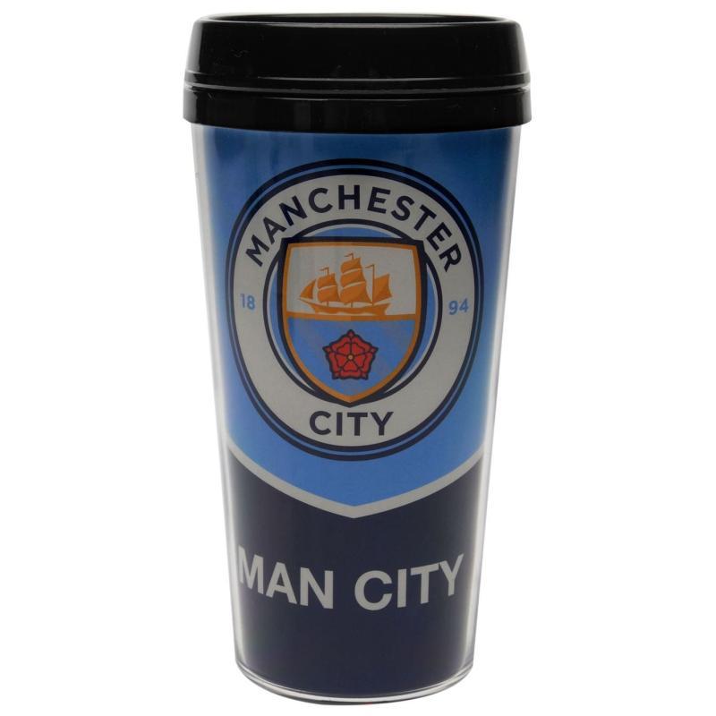 Team Travel Mug Man City