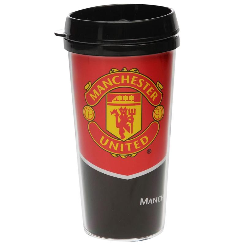 Team Travel Mug Man Utd