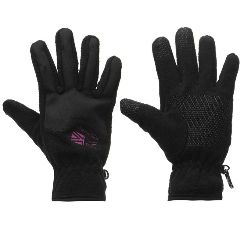 Karrimor Fleece Gloves Ladies Black