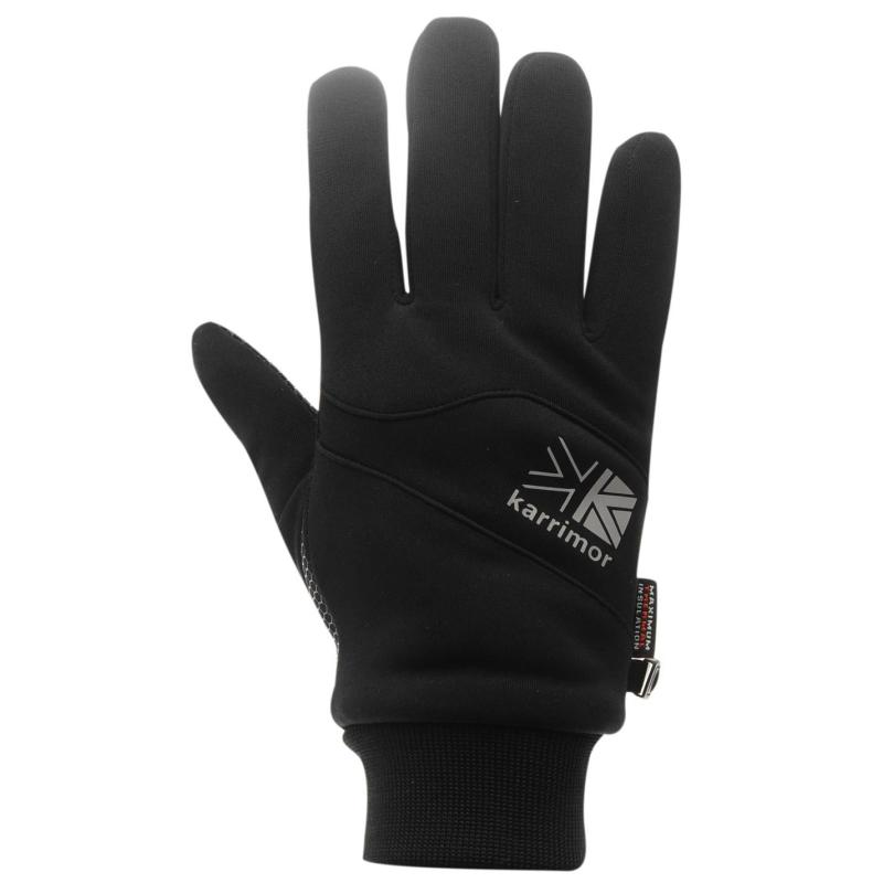 Karrimor Glacier Walking Gloves Mens Black