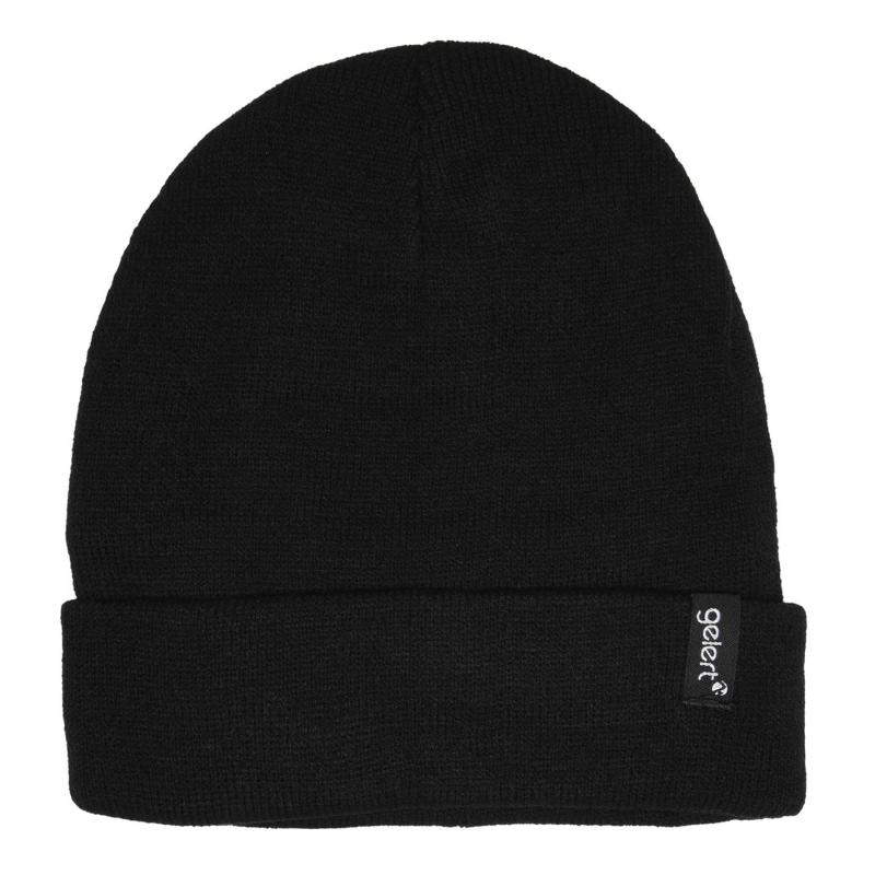 Gelert Thinsulate Hat Mens Charcoal