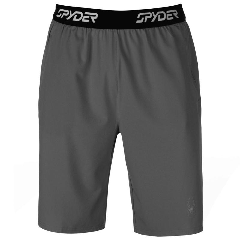 Spyder Alpine Shorts Mens Grey