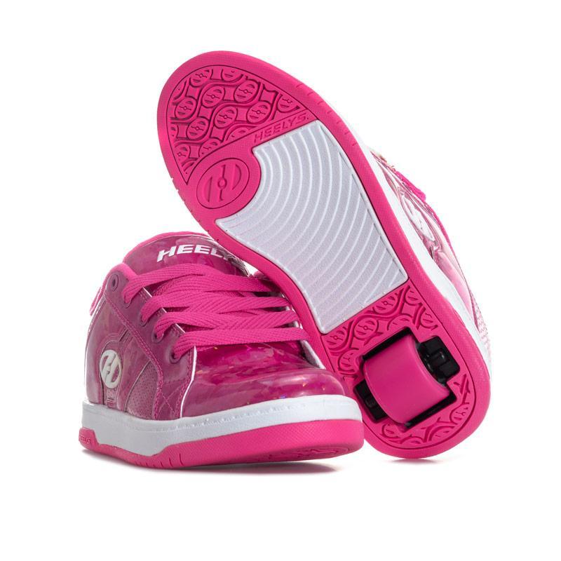 Heelys Junior Girls Split Skate Shoes Pink
