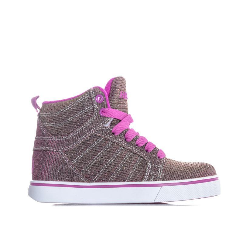 Heelys Junior Girls Uptown Skate Shoes Gold